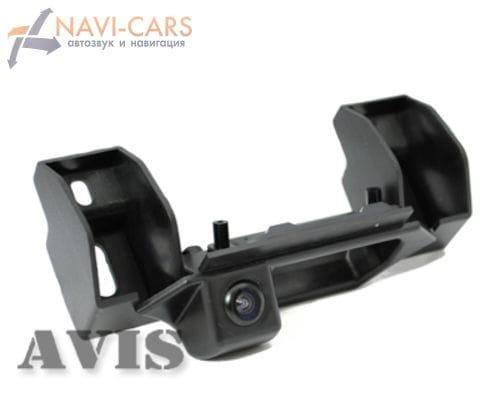 Камера заднего вида (CCD) AVIS AVS321CPR для Suzuki SX4 (в ручку багажника)