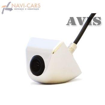 Универсальная камера заднего вида (980 CMOS Chrome) AVIS AVS310CPR