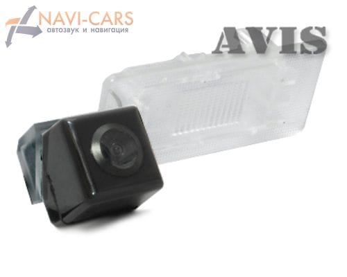 Камера заднего вида (CCD) AVIS AVS321CPR для Volkswagen Golf V Plus / Golf VI Plus / Jetta VI / Passat B7 / Passat B7 Variant / Polo V sedan / Sharan II / Touran (от 2011) / Touareg II
