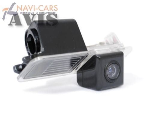 Камера заднего вида (CCD) AVIS AVS321CPR для Volkswagen Amarok / Golf VI / Polo V hatchback / Scirocco