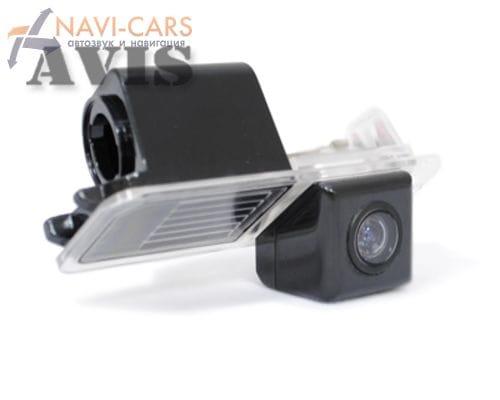 Камера заднего вида (CCD) AVIS AVS321CPR для Porsche Cayenne II (от 2010)