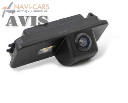 Камера заднего вида (CCD) AVIS AVS321CPR для Volkswagen Beetle (2006-2010) / Polo V hatch / Passat CC / Scirocco