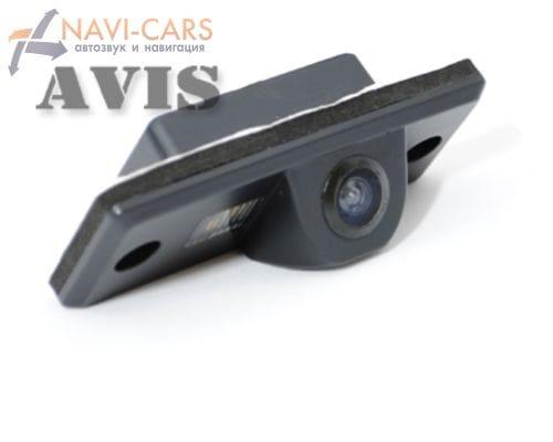 Камера заднего вида (CCD) AVIS AVS321CPR для Volkswagen Touareg I (2003-2010) / Tiguan