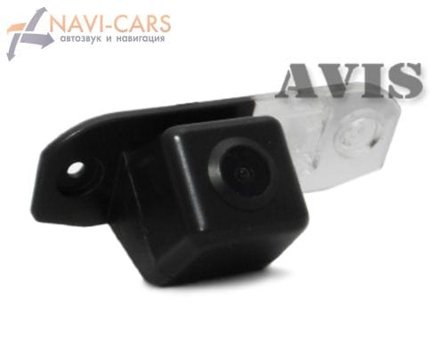 Камера заднего вида (CCD) AVIS AVS321CPR для Volvo S40 II (2003-2011) / S60 / S80 II (от 2006) / V50 (от 2004) / V60 (от 2010) / V70 III (от 2008) / XC60 (от 2008) / XC70 II (от 2007) / XC90 (от 2002)