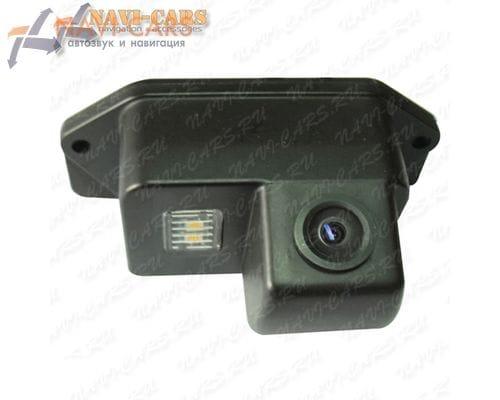 Камера заднего вида Intro VDC-011 для Mitsubishi Lancer 10 sedan