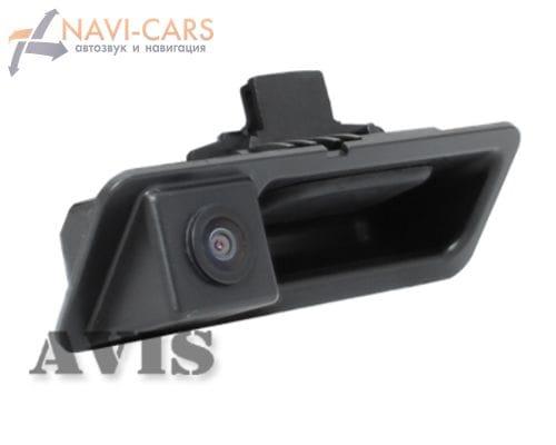 Камера заднего вида (CCD) AVIS AVS321CPR для BMW 3/5 (в ручку багажника)