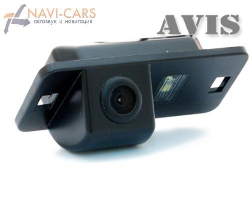Камера заднего вида (CCD) AVIS AVS321CPR для BMW 3/5