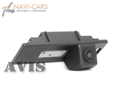 Камера заднего вида (CCD) AVIS AVS321CPR для BMW 1