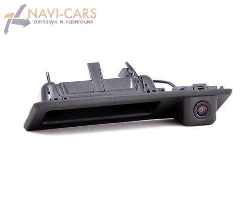 Камера заднего вида (CCD) AVIS AVS321CPR для BMW 3 F30 (от 2011) / 5 F1x (2009-2013) (в ручку багажника)