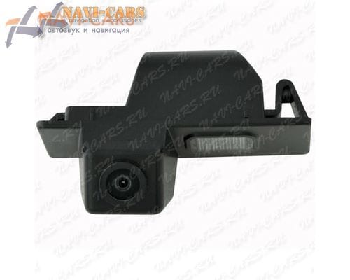 Камера заднего вида Intro VDC-108 для Chevrolet Aveo 2 / Cruze hatchback (2012+)