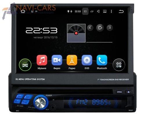 Магнитола 1 din Android 5 FarCar s130 (R810)