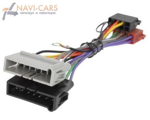 ISO-переходник Intro ISO CH-D01 для Chrysler (1995-2001)