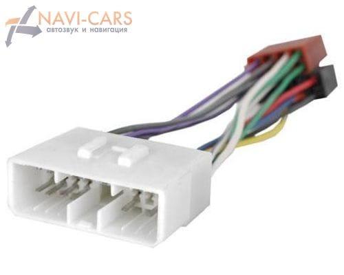 ISO-переходник INTRO ISO DWL-98 для Daewoo Lanos/Matiz/Leganza/Nubira