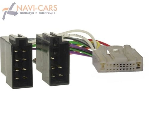 ISO-переходник Intro ANS-07 для Nissan