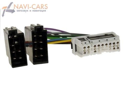 ISO-переходник Intro ANS-03 для Nissan