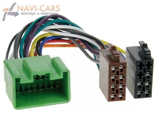 ISO-переходник для Volvo C30, C70, S80, S40, V50, V70, XC70, XC90