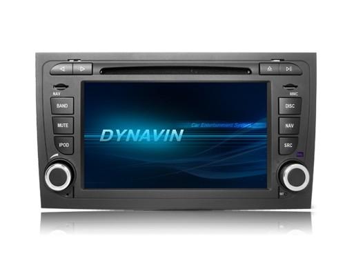 Штатная магнитола Dynavin N6-A4 для Audi A4 (B7 2004-2007), Seat Exeo (3R)
