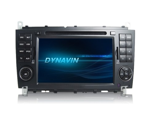 Штатная магнитола Dynavin N6-MBC для Mercedes C-класс (W203), G-класс 08-13 г.в.
