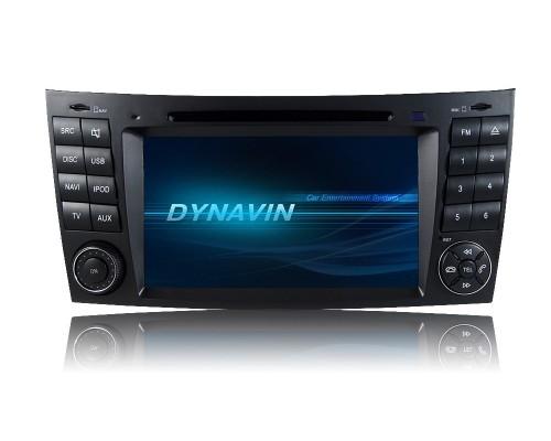 Штатная магнитола Dynavin N6-MBE для Mercedes E-класс (W211), CLS (W219)