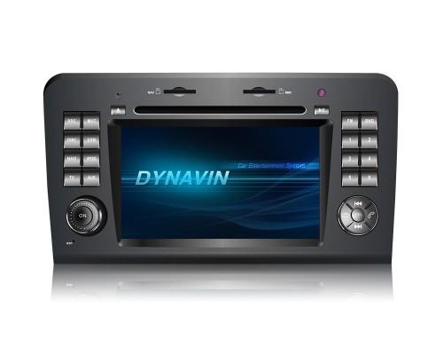Штатная магнитола Dynavin N6-MBML для Mercedes ML/GL (164 кузов)