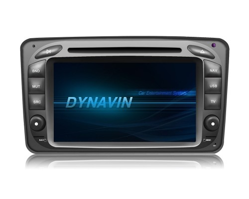 Штатная магнитола Dynavin N6-MC2000 для Mercedes C-класс (W203), CLK (W209), Viano, Vito (W638), G-класс (W463)