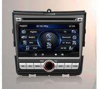 Штатная магнитола FlyAudio 66011A01 для Honda City 08-11 г.в.
