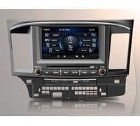 Штатная магнитола FlyAudio 66078A03 для Mitsubishi Lancer X от 07 г.в.
