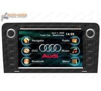 Штатная магнитола Intro CHR-4243 для Audi A3 (2003-2012)