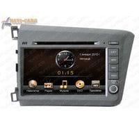 Штатная магнитола Intro CHR-3612 CV для Honda Civic 4D (2012+)