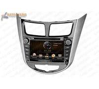 Штатная магнитола Intro CHR-2211 SL для Hyundai Solaris