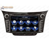 Штатная магнитола Intro CHR-2495 для Hyundai i30 (2011+)