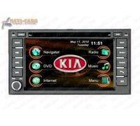 Штатная магнитола Intro CHR-1809 SP для Kia Sportage 2 / Sorento / Carnival 3 / Cerato