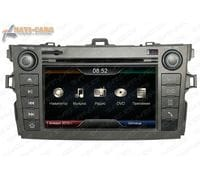 Штатная магнитола Intro CHR-2274 CO для Toyota Corolla (2006-2013)