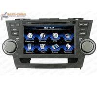 Штатная магнитола Intro CHR-2298 HL для Toyota Highlander 2