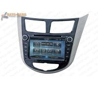 Штатная магнитола Incar AHR-2481 (Android) для Hyundai Solaris