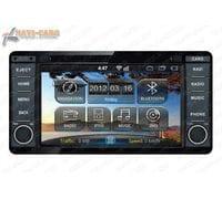 Штатная магнитола Incar AHR-6184 XL (Android) для Mitsubishi Outlander 3