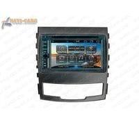 Штатная магнитола Incar AHR-7783 (Android) для SsangYong Actyon New