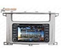 Штатная магнитола Incar AHR-2186 (Android) для Toyota Land Cruiser 100