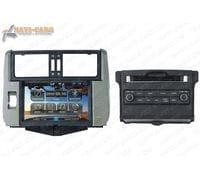 Штатная магнитола Incar AHR-2299 PR (Android) для Toyota Prado 150