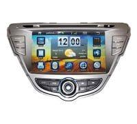 Штатная магнитола NaviPilot DROID для Hyundai Elantra 5