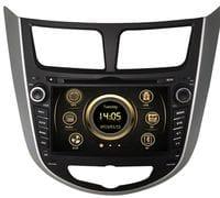 Штатная магнитола Redpower 12067 для Hyundai Solaris