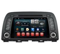 Штатная магнитола Redpower 18112 GPS+ГЛОНАСС для Mazda CX5, 6