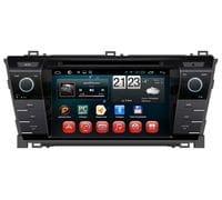 Штатная магнитола Redpower 18066 GPS+ГЛОНАСС для Toyota Corolla (2013+)