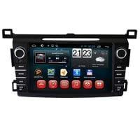 Штатная магнитола Redpower 18017 GPS+ГЛОНАСС для Toyota Rav4 (2013+)