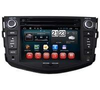 Штатная магнитола Redpower 18018 GPS+ГЛОНАСС для Toyota Rav4 (2007-2012)