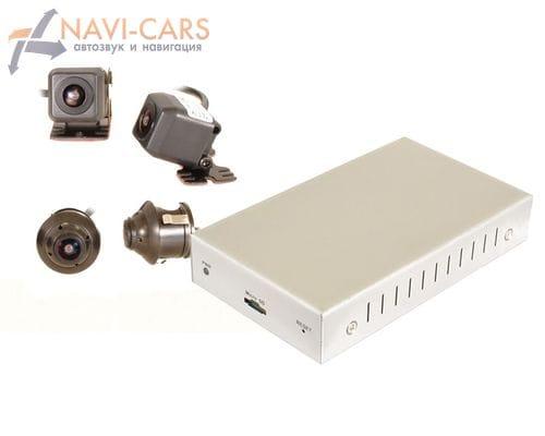 Система кругового обзора AVIS AVS360DVR (с функцией видеорегистратора)