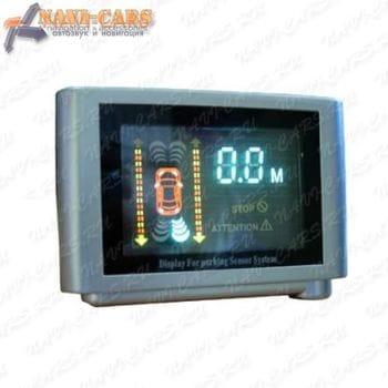 Парктроник Sho-Me 2612 на 8 датчиков