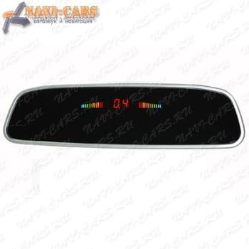 Зеркало с парктроником Sho-Me 2651 (8) на 8 датчиков