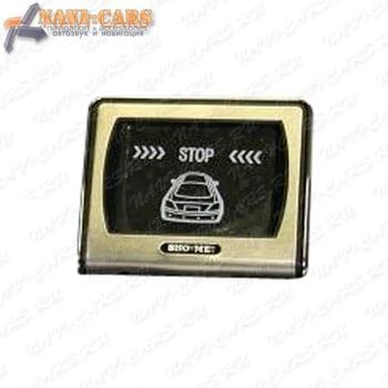 Парктроник Sho-Me KDR 25 на 4 датчика с камерой и монитором