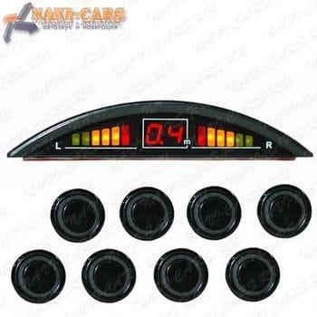 Парктроник Sho-Me Y-2616 (8) на 8 датчиков
